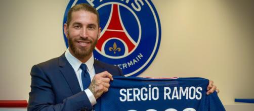 Sergio Ramos ha confirmado su fichaje para el Paris Saint-Germain hasta el 2023 (@PSG_inside)