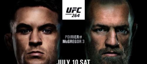 UFC 264: Poirier vs McGregor 3 in diretta su Dazn domenica 11 luglio.