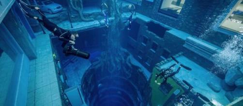 La Deep Dive Dubai, en imagen (imagen promocional)