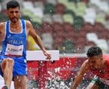 Il mezzofondista italiano Ala Zoghlami sarà impegnato nella finale olimpica dei 3000 siepi.