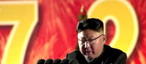 Covid-19 lockdown in North Korea is harsh as war: Kim Jong Un (Image source: The Straits Times/YouTube)