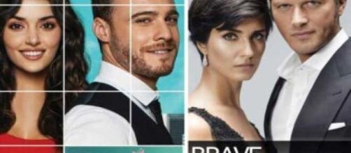 Palinsesto autunnale di Canale 5: nuova collocazione oraria per Love is in the air e Brave and Beautiful.