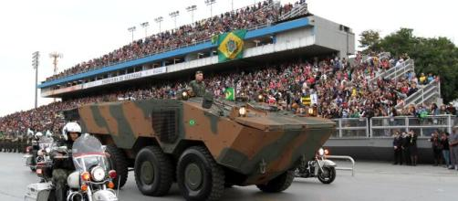 Bolsonaro participará de ato (Jose Cordeiro/SPTuris)