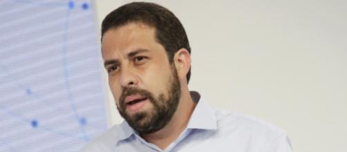 Boulos reclama da falta de alternância na governo do estado, que é comandado há 25 anos pelo PSDB (Reprodução)
