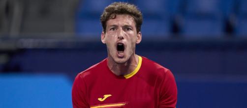 Pablo Carreño exhibe un gran nivel de juego y quiere llegar a la elite del tenis (Comité Olímpico Español)