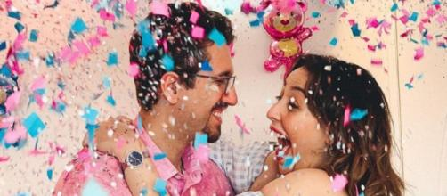 Camilla Monteiro anuncia gestação de casal de gêmeos (Reprodução/Instagram/@camilamonteiro)