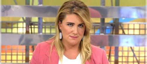 Carlota Corredera, en Sálvame (Telecinco)