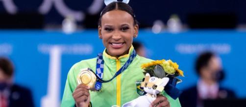 Jogos Olímpicos de Tóquio foram os melhores para a equipe de esportistas do Brasil (Miriam Jeske/COB)