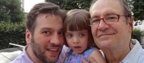 Morre Zeca Cochrane, ex-marido da apresentadora Marília Gabriela (Reprodução/Instagram/@mrchriscochrane)