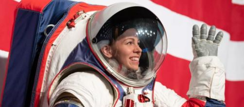 New spacesuits of NASA designed to outperform those used in Apollo program (Image source: NASA/Joel Kowsky)