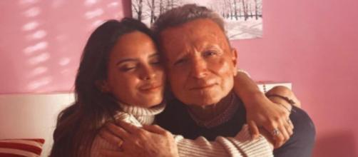 José Ortega Cano junto a su inseparable hija Gloria Camila - Instagram (@gloriacamilaortega)
