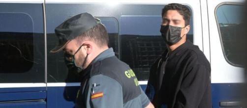 Kaio, detenido por la Guardia Civil (Telecinco)
