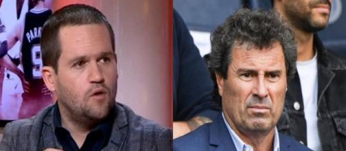 Le 'coup de gueule' de Sébastien Tarrago contre Omar Da Fonseca suite à l'affaire Messi - Source : Photo capture d'écran vidéo YouTube
