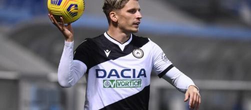 L'Udinese si prepara all'esordio stagionale in Coppa Italia, la Fiorentina punta Larsen.