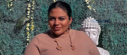 Saray Montoya denunció días atrás que su cuñado y su suegro la atacaron a ella y a su hija (Instagram/@saraymontoya.sm)