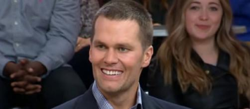 Brady recently won his seventh Super Bowl ring (Image Credit: Good Morning America/YouTube)
