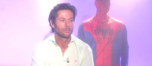Canales Rivera en su participación en Sálvame (Fuente: Captura de un momento del programa de Sálvame que se emite en Televisión)