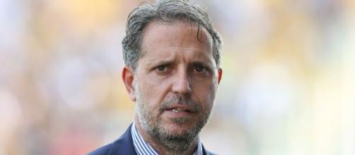 Fabio Paratici, dg del Tottenham.