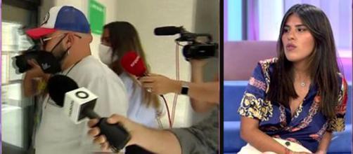 Isa Pantoja se muestra comprensiva con los motivos que su hermano tiene contra su madre y su tío Agustín. (Captura Telecinco)