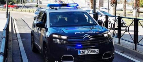 La Policía Nacional escuchó el relato de los testigos (Twitter, @policia)