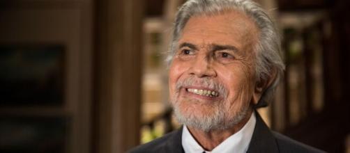Tarcísio Meira morre aos 86 anos (Divulgação/TV Globo)