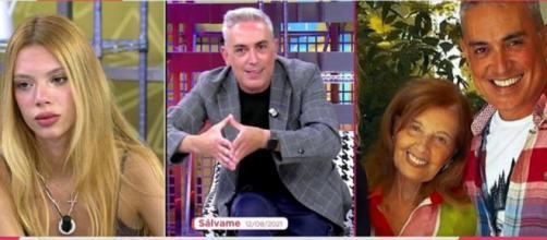 Alejandra Rubio afirma que Kiko Hernández manipula a Teresa Campos. (@vivalavida)
