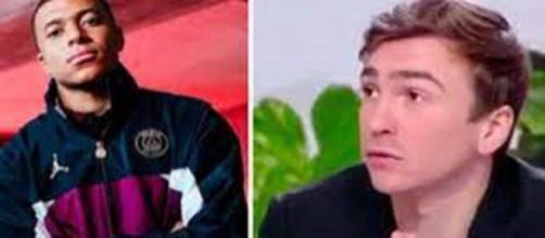 Bertrand Latour sort du silence et détruit les supporters du PSG (Source : montage photo et capture Youtube)