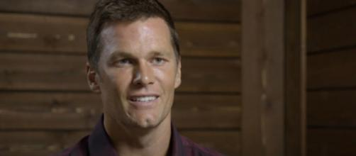 Brady played his 1st preseason game with Bucs on Saturday (Image source: Tampa Bay Buccaneers/YouTube)
