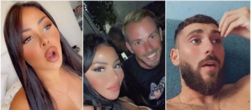 Maeva Ghennam trop proche de Julien Bert et Hilona ? Illan la clashe et la unfollow sur Instagram.
