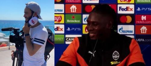Clément Brossard, le journaliste RMC fait une énorme boulette et devient la risée du web (Source : montage photo et capture Youtube)