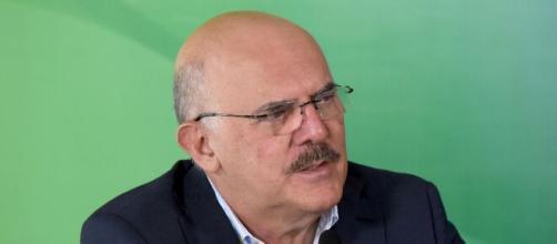 """Milton Ribeiro falou em """"inclusivismo"""" em entrevista à TV Brasil (Catarina Chaves/Ministério da Educação)"""