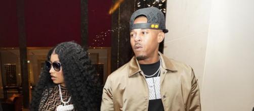 Nicki Minaj y Kenneth Petty han sido demandados por acosar a una anterior víctima de Petty (@nickiminaj)