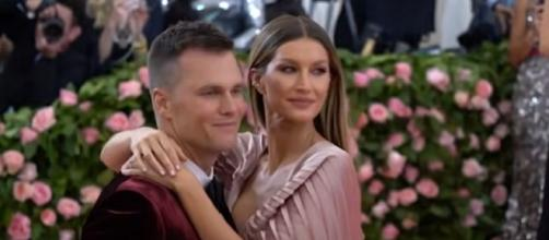 Brady and Gisele recently celebrated their 12th wedding anniversary (Image source: Access/YouTube)