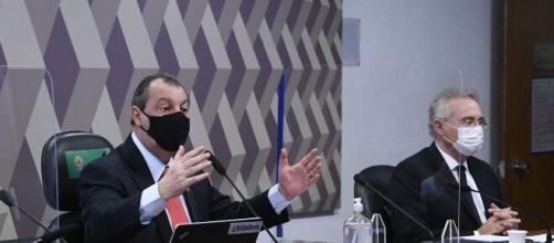 Comissão avaliou que a acariação poderia confundir as investigações (Edilson Rodrigues/Agência Senado)