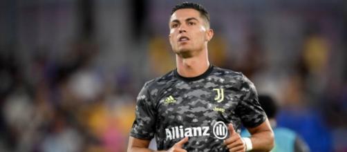 Cristiano Ronaldo en la previa al partido contra el FC Barcelona por el trofeo Joan Gamper (Twiiter/@juventusfc)
