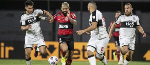 Partida ocorre às 19h15, no estádio Mané Garrincha (Alexandre Vidal/Flamengo)