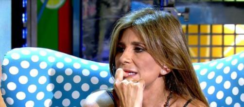 Gema López lo ha negado todo y ha reafirmado su mala relación con los fotógrafos (Telecinco)