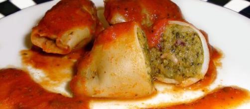 I calamari ripieni di broccoli: la ricetta.