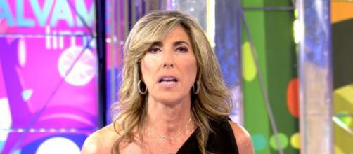 Paz Padilla perdió a su marido por un tumor cerebral hace un año (Telecinco)