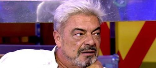 Antonio Canales ha sido despedido en directo de 'Sálvame'. (Imagen: telecinco.es)