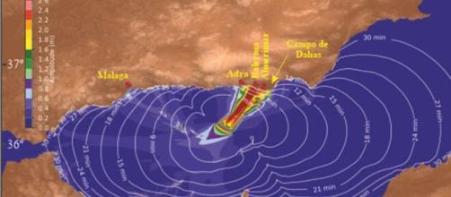 La falla de Averroes puede provocar un tsunami en Andalucía (CSIC)