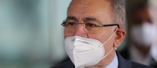 Marcelo Queiroga é entrevistado em canal do YouTube investigado por fake news (Agência Brasil)