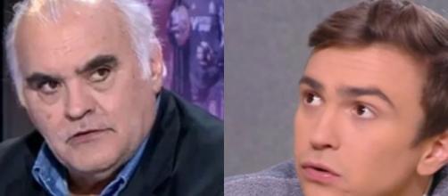 Gilles Favard n'a pas épargné Bertrand Latour et un internaute. (Crédit Twitter)
