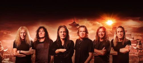 Iron Maiden: pubblicato il nuovo singolo Stratego dal nuovo album