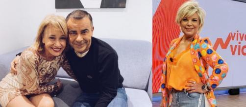 Jorge Javier Vázquez habla sobre sus sentimientos tras el fallecimiento de Mila Ximénez en una entrevista con Terelu Campos (Instagram)