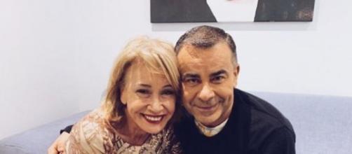 Jorge Javier y Mila Ximénez tenían una amistad muy fuerte desde hace años - (Instagram@jorgejaviervazquez)