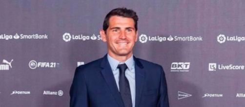 """Iker Casillas ha protagonizado un momento incómodo con una reportera de """"Socialité"""" (Instagram, ikercasillas)"""