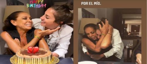Isabel Pantoja y su sobrina están más unidas ahora que ella se encuentra lejos ( Instagram / @anabelpantoja00 )