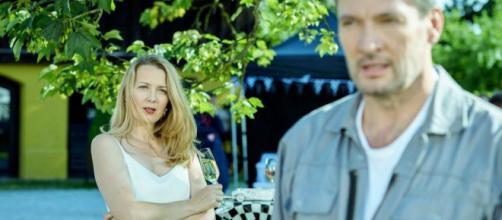 Tempesta d'amore, anticipazioni tedesche: Selina vuole convincere Christoph a costituirsi.