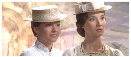 Una vita, trame Spagna: Cinta è incinta, Camino ottiene una lettera da Maite.